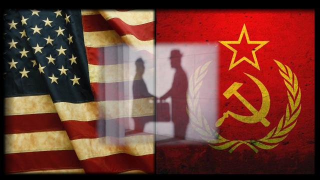 Communist subversion in the USA - Disentanglement from China part 1— Waldron-Part6