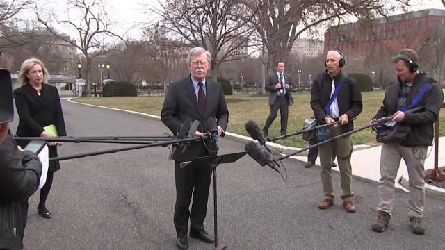 The BL News—Bolton talks New Zealand Terror Attack and North Korea