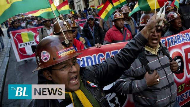 Strike in Bolivia due to election irregularities