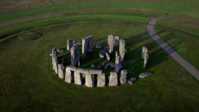 UK approves $2.2 billion Stonehenge road tunnel