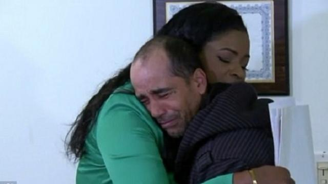 Homeless man returned woman's $10,000 check, so she surprised him with a brand-new house