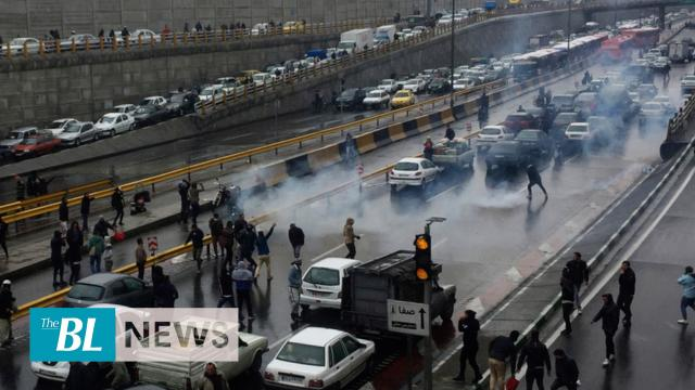 Internet shut down as deadly protests grip major Iran cities