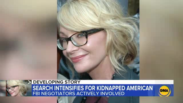 American Kim Sue Endicott and her guide were rescued after kidnapping ordeal in Uganda
