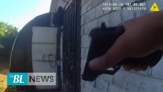 Body Camera Reveals Fatal Shoot Out with Police