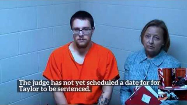 Kaleb Taylor pleads guilty to killing his parents