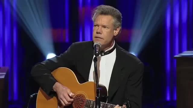 "3 Years After His Massive Stroke, Randy Travis Returns To Sing ""Amazing Grace"" Like Only He Can"