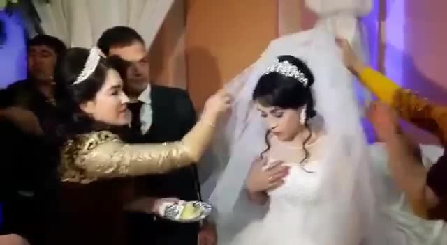 Groom violently slaps bride on the face on wedding day for not feeding him cake
