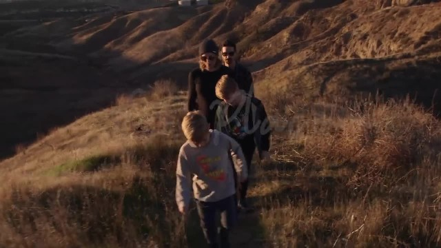 Backstreet Boys Release New Music Video With Adorable Stars — Their Children