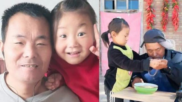 6-year-old cares for paralyzed dad