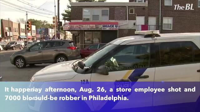 Police- MetroPCS employee fatally shoots would-be robber in Philadelphia