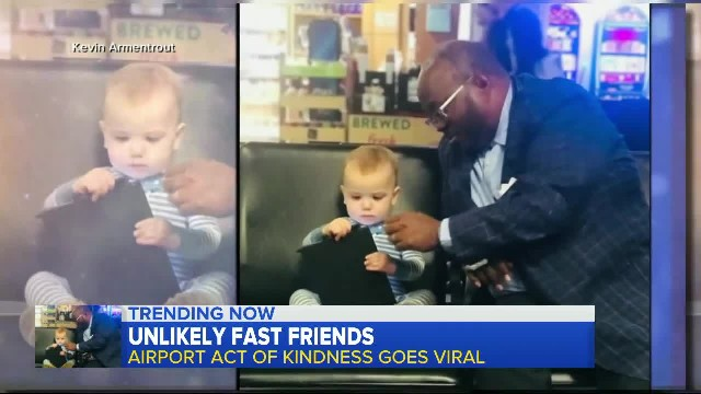 Father Praises Stranger For His Kindness Towards His Daughter: 'This Is The World I Want For Her'