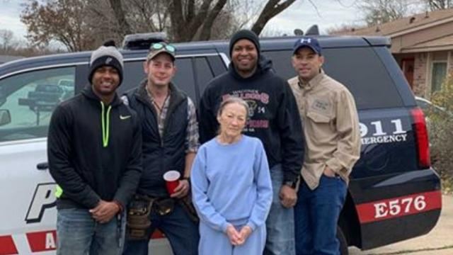 Widow facing fines 'Couldn't Believe' when officers show up to build her fence