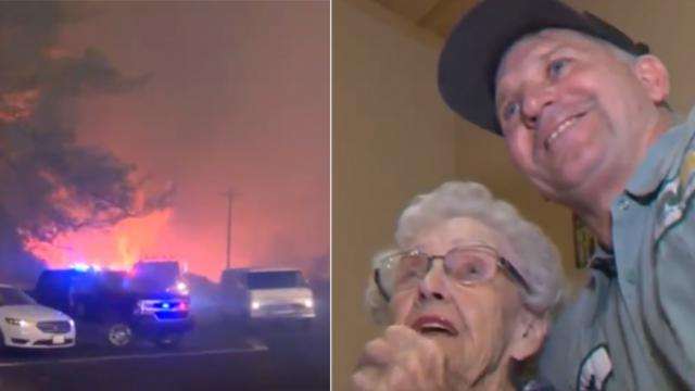 Trash Truck Driver Broke Rules to Save 93-Year-Old Trapped in Her Home