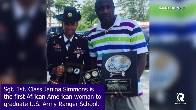 First African American woman set to graduate from U.S. Army Ranger School