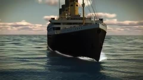 Take a look inside the new Titanic II - it looks just like the original: