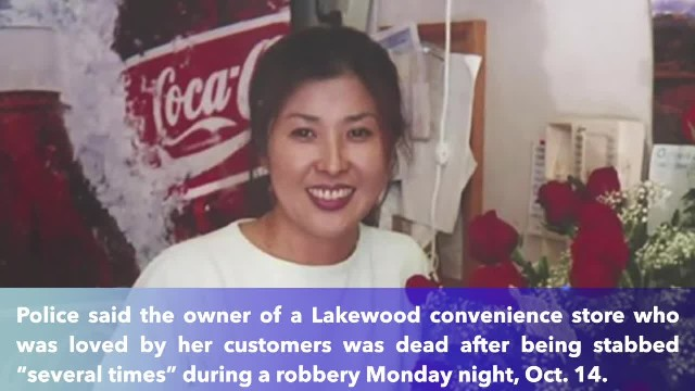 'Everybody calls her mama'- Beloved store owner stabbed to death during Lakewood robbery