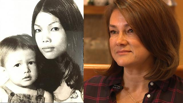 Maine woman finally reunites with Vietnamese mother who lost her 44 years ago