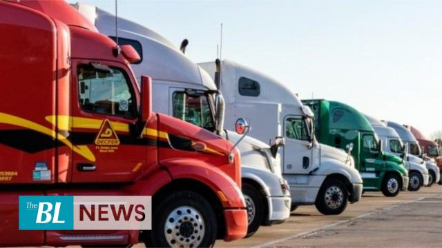 New California law could destroy 70,000 trucker Jobs