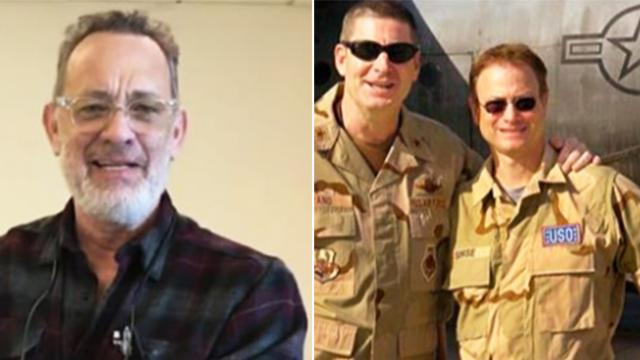Gary Sinise honored by Tom Hanks, Ron Howard, and veterans in heartfelt tribute for his charity work