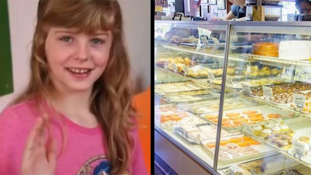 Mom calls shop to order cake for autistic daughter but their