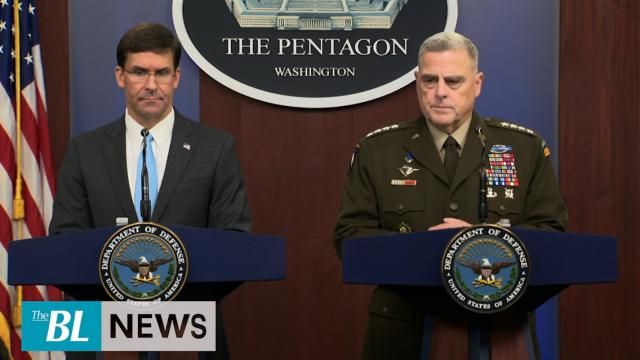 Pentagon warns Turkey US troops will protect themselves