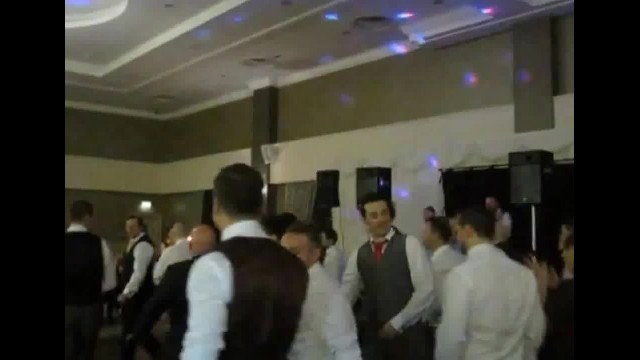 Irish Groomsmen Stand In Formation, Perform Unique Wedding Dance That Millions Have Watched