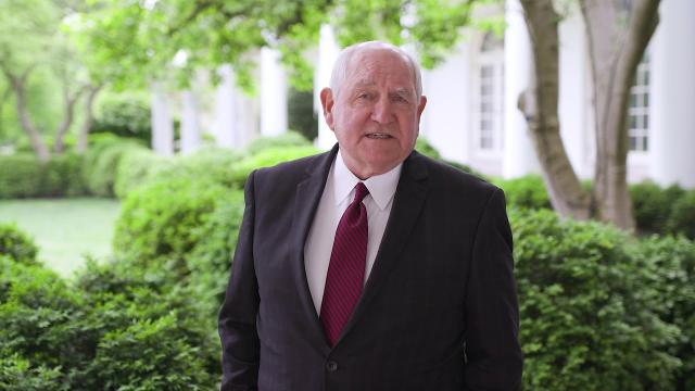 Secretary Perdue: DPA and the supply chain
