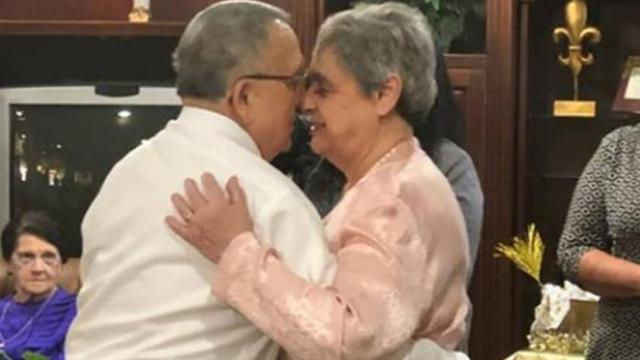 All it took was one dance for two widowed seniors at living facility to fall in love