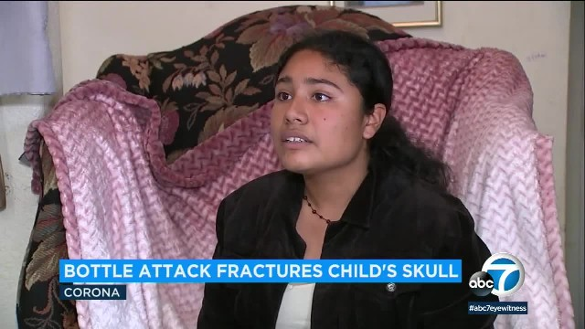 Corona bottle attack on 5-year-old girl: 'Doctors told me...she could die'