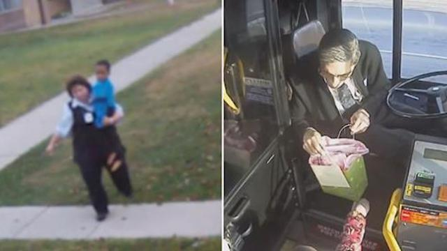 These hero bus drivers went above and beyond the call of duty