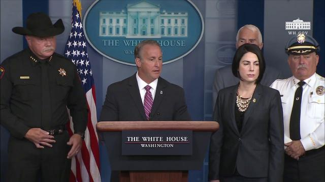 Press Briefing with ICE Director Matt Albence