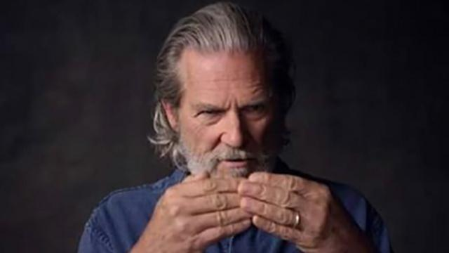 Oscar-winning Hollywood legend Jeff Bridges reveals his 'prize possession' for the first time