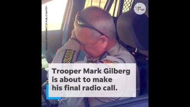 Trooper calls same number every day. After 37 years he hears voice over radio and loses it