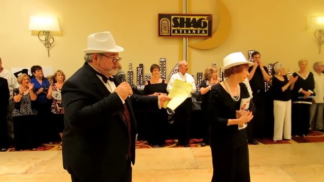 This elderly couple is unbeatable in over 300 dancing competitions! You need to see how good they ar