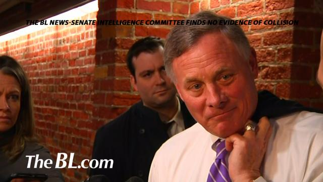 The BL news-Senate Intelligence Committee finds no evidence of collision