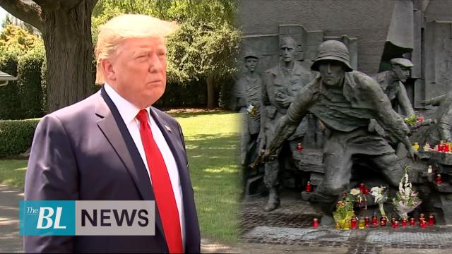 President Trump to visit Poland for World War II anniversary