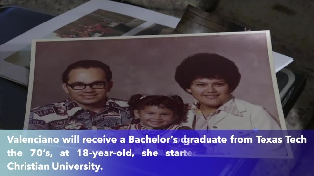 67-year-old grandmother to graduate from Texas Tech University