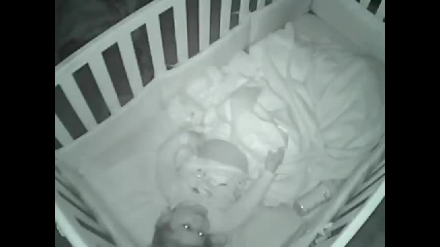 Mom Put Her Two-Year-Old To Sleep. An Hour Later She Catches THIS On The Monitor