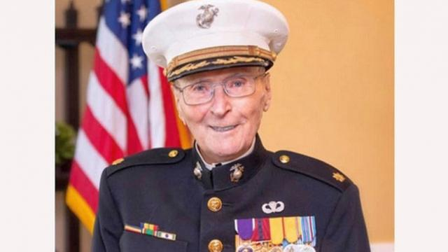 104-year-old World War II veteran hoping for Valentine's Day cards from around the world
