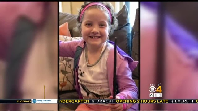 Third grader spends 15 months in hospital fighting cancer – Hundreds give her warm welcome back to s
