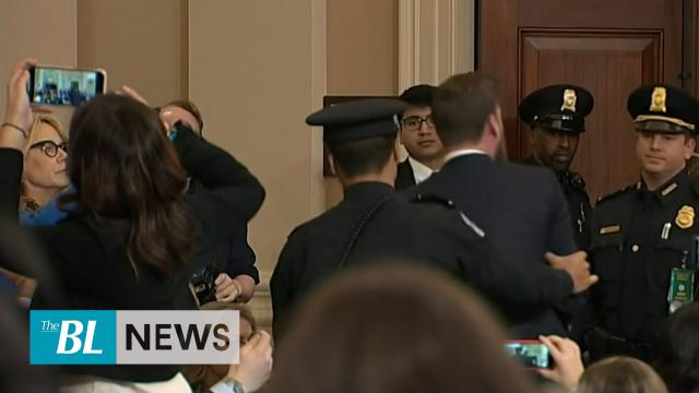 Protests break out in the chamber as Judiciary impeachment hearings begin