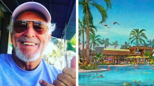 Jimmy Buffett to open Margaritaville-themed retirement community in Florida