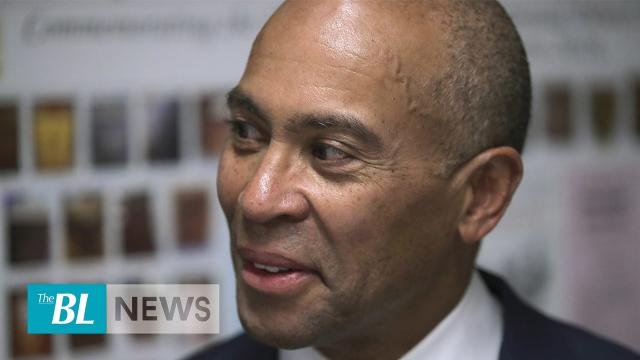 Former Mass gov Deval Patrick enters 2020 race