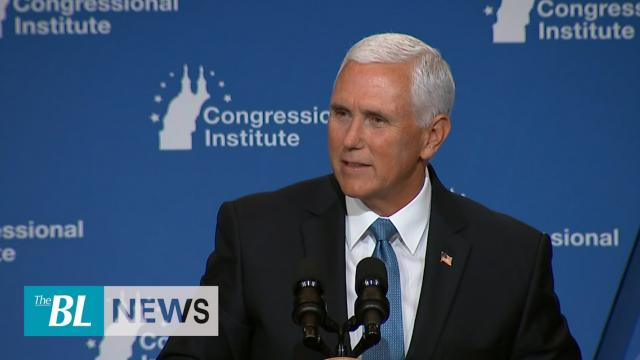 Pence - Trump is putting everything on the line to turn this country around