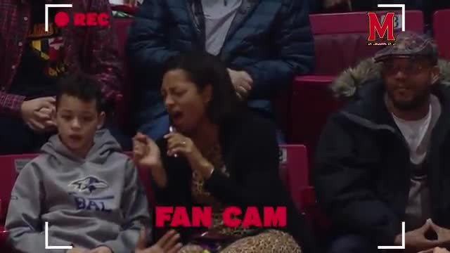 Son Is Hilariously Embarrassed By Mom's Lip-Sync At Game & The Internet Is In Love