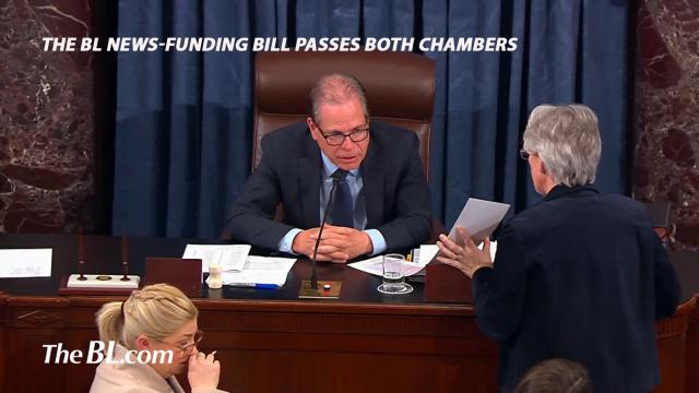 The BL News-Funding bill passes both chambers
