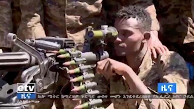 Ethiopia warns it may shell rebel capital