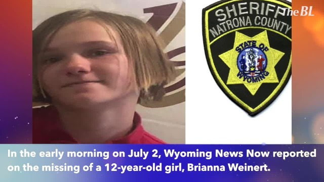 Colorado police dog find missing 12-year-old girl