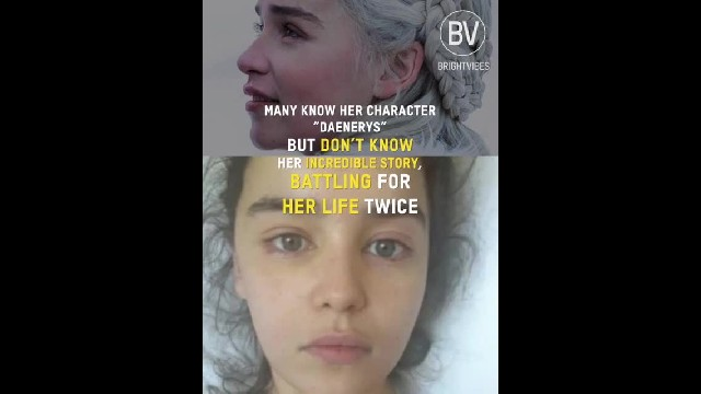 The Story of Emilia Clarke Battling for Her Life Twice Will Surprise You as Not Many People Know Abo