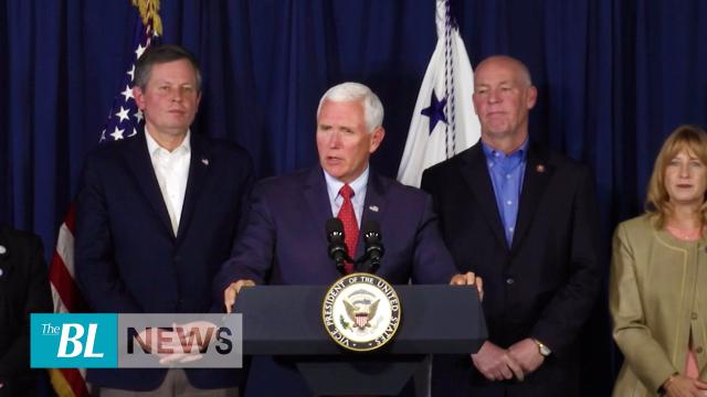 Pence in Montana, addresses methamphetamine crisis